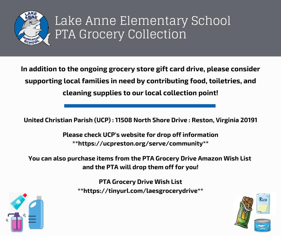Lake Anne Elementary School PTA