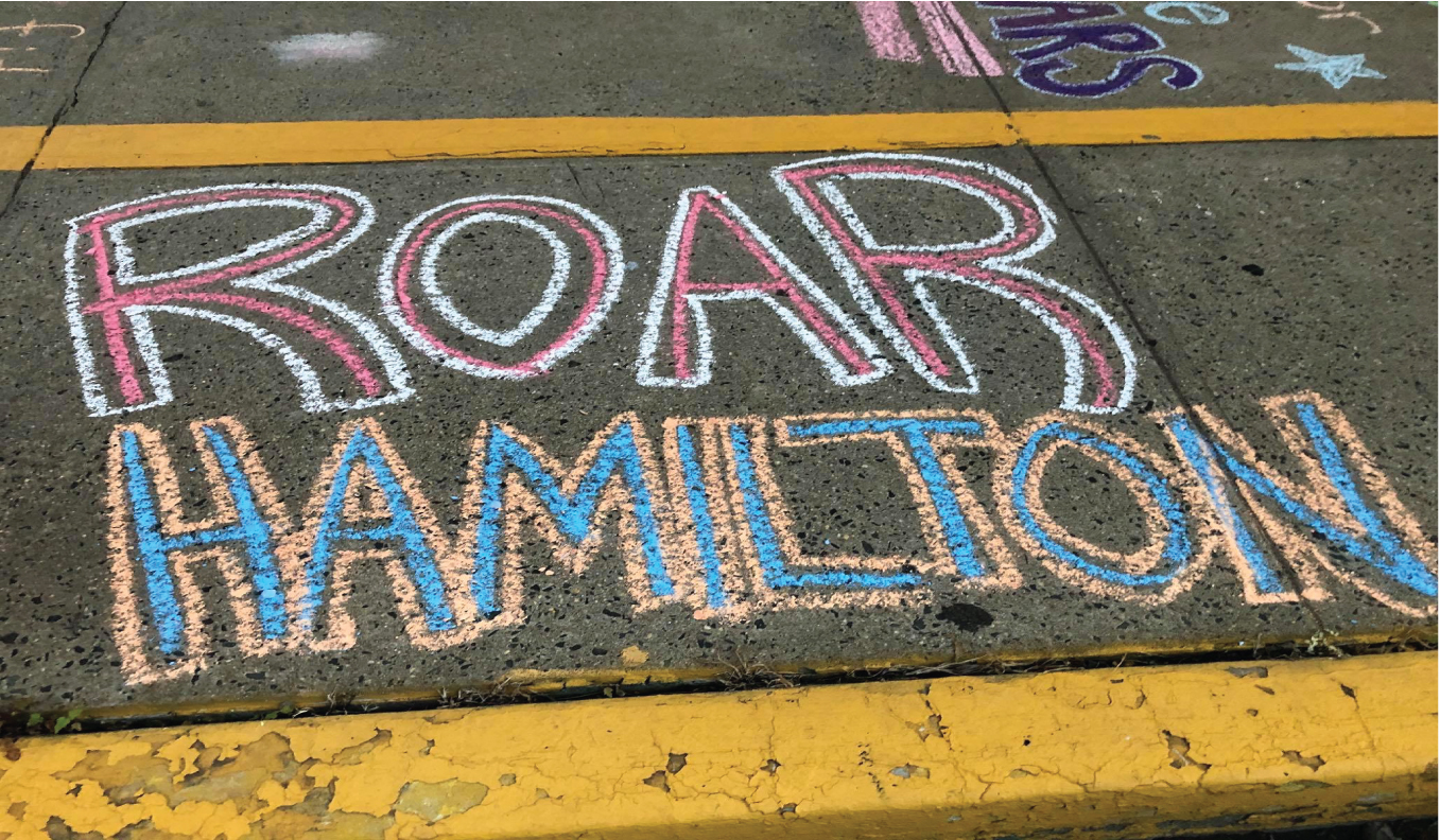 Hamilton Primary School PTO
