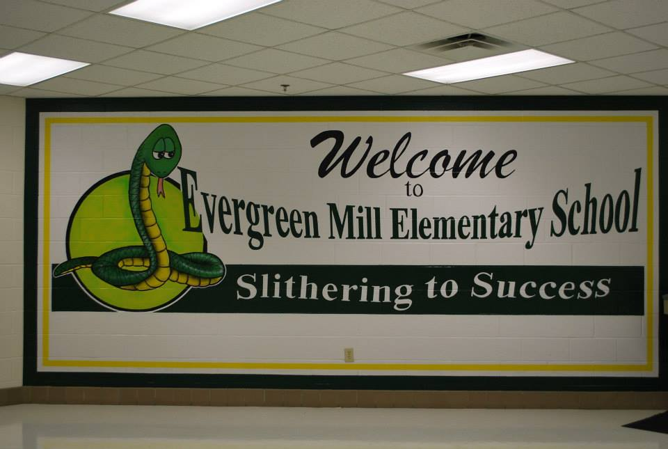Evergreen Mill Elementary PTA