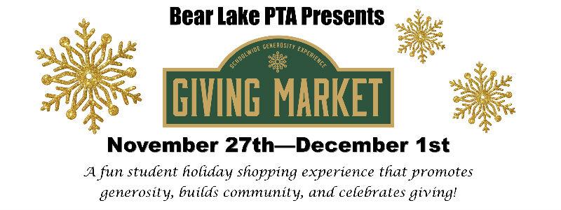 Bear Lake Elementary PTA
