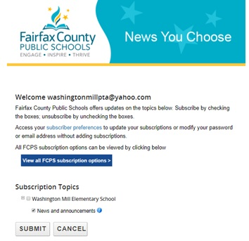 News You Choose