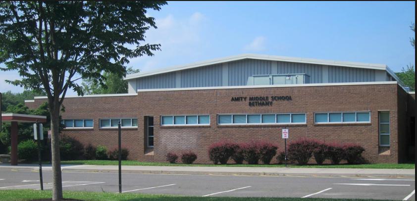 Amity Middle School PTSO: Bethany