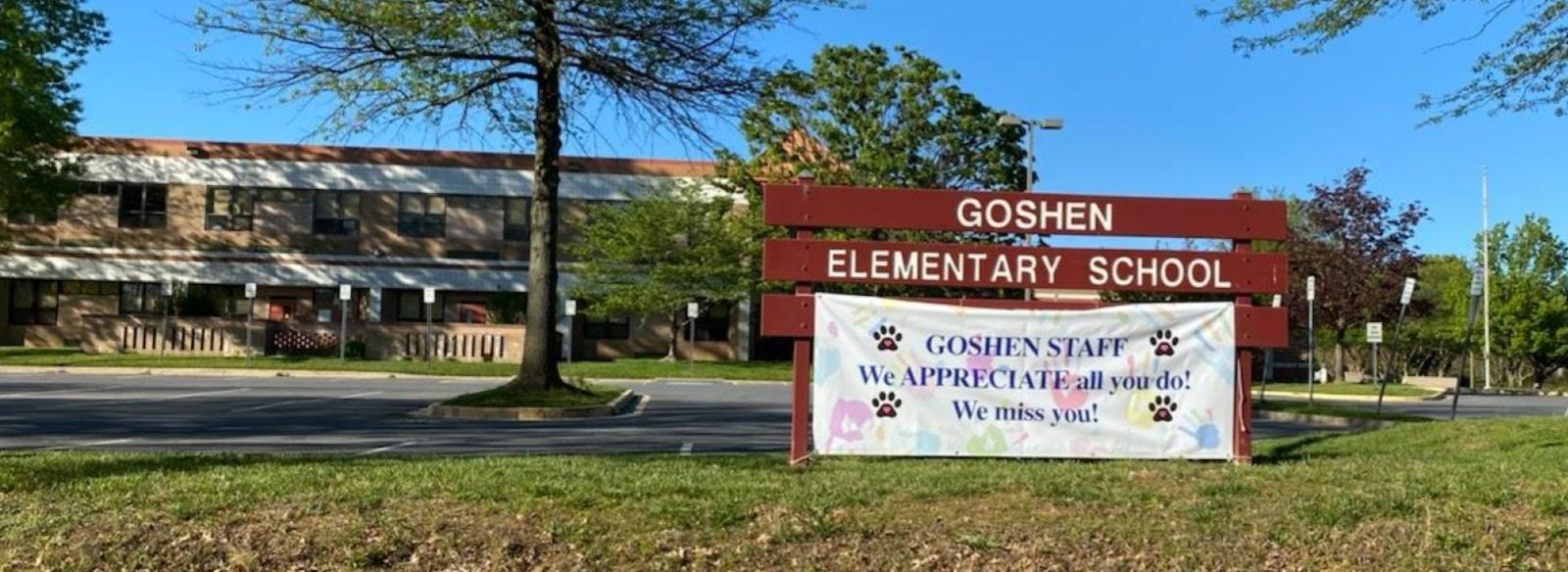 Goshen Elementary School PTA