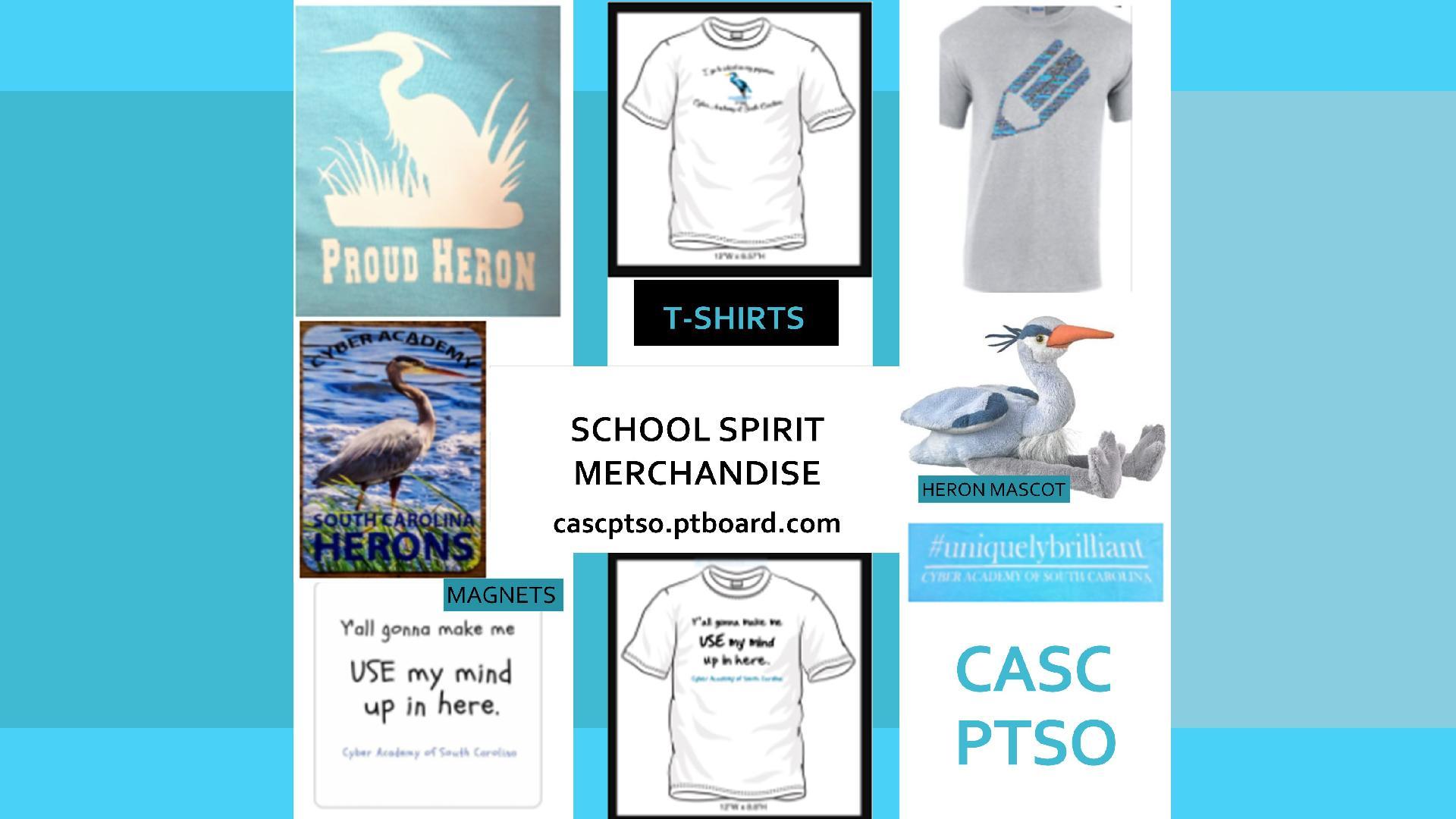 Cyber Academy of South Carolina PTSO