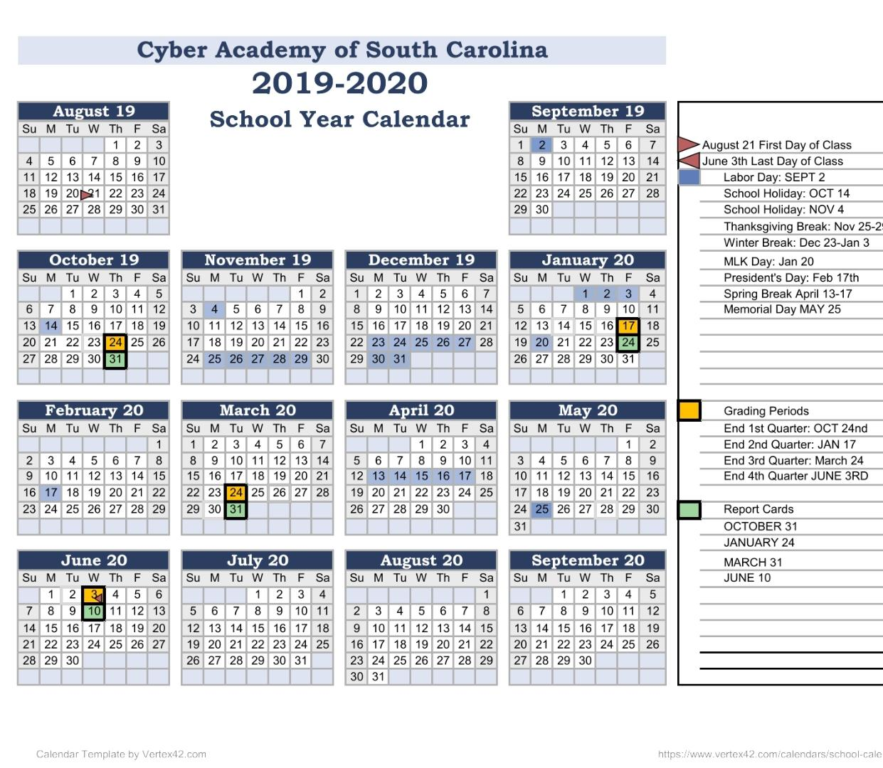 Cyber Academy of South Carolina PTSO