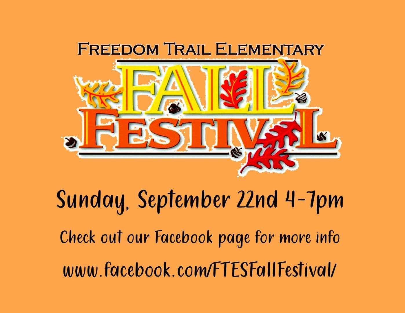 Freedom Trail Elementary PTO