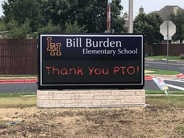 Bill Burden Elementary PTO