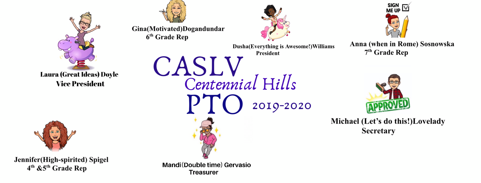 CASLV Centennial Hills PTO