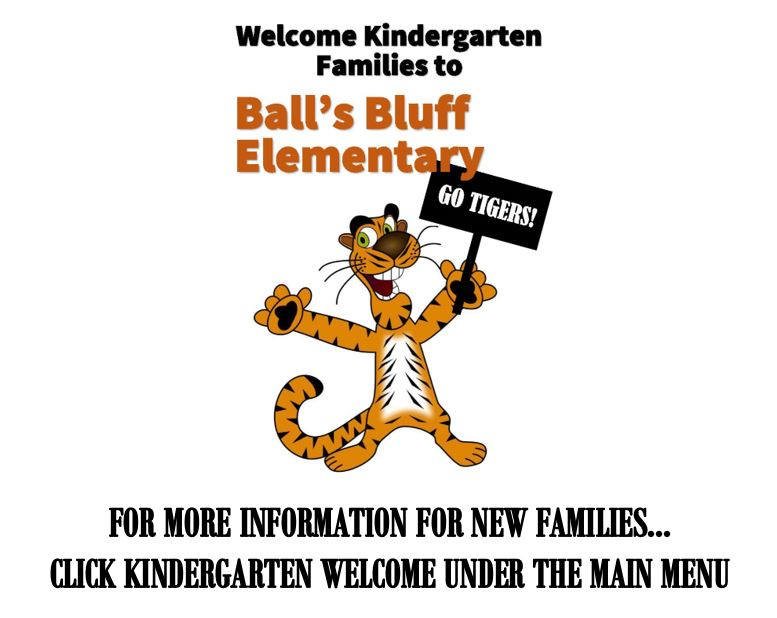 Ball's Bluff Elementary School PTA
