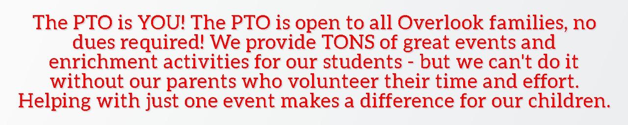 Overlook School PTO